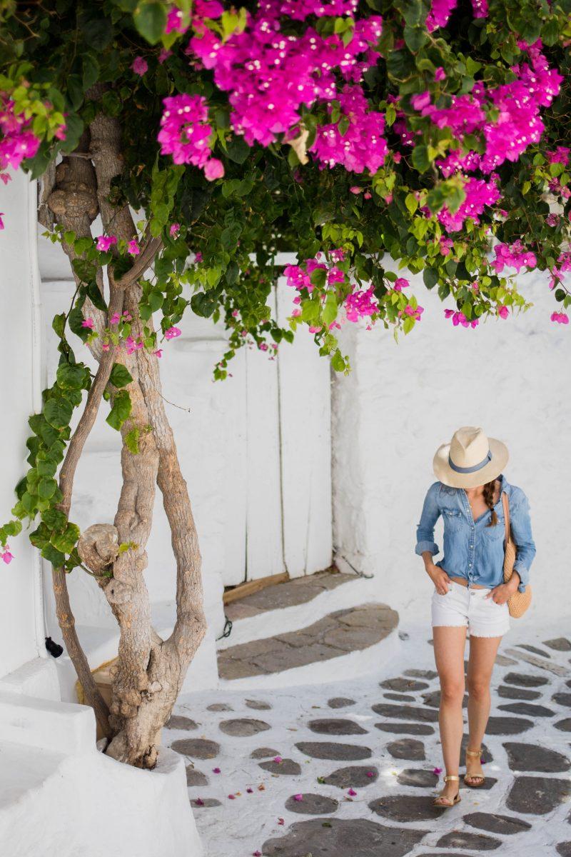 Mykonos, Greece.