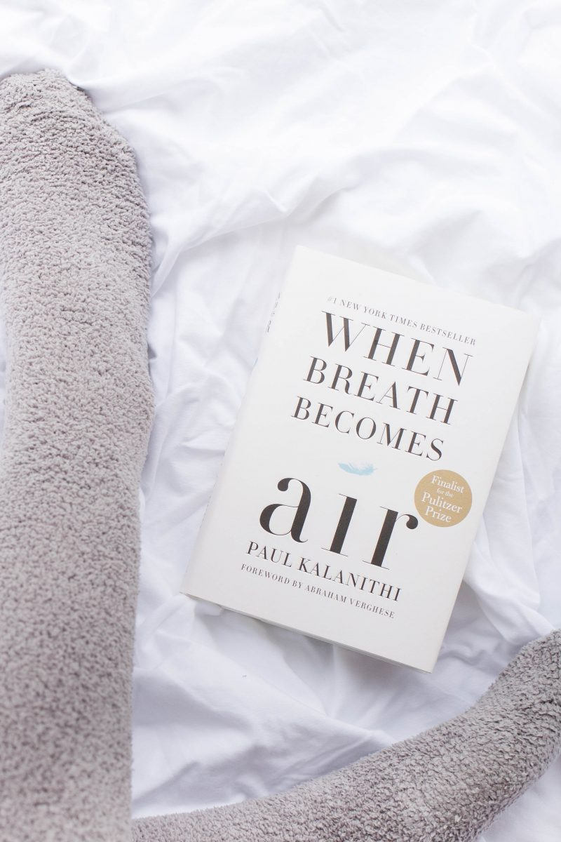 Claire's Current Reads: New Year, New You.