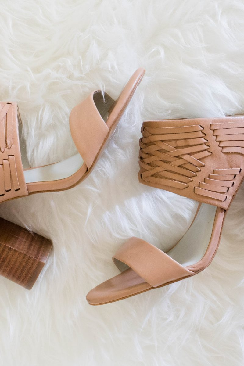 Claire's Current Loves: Summer Sandal Edition