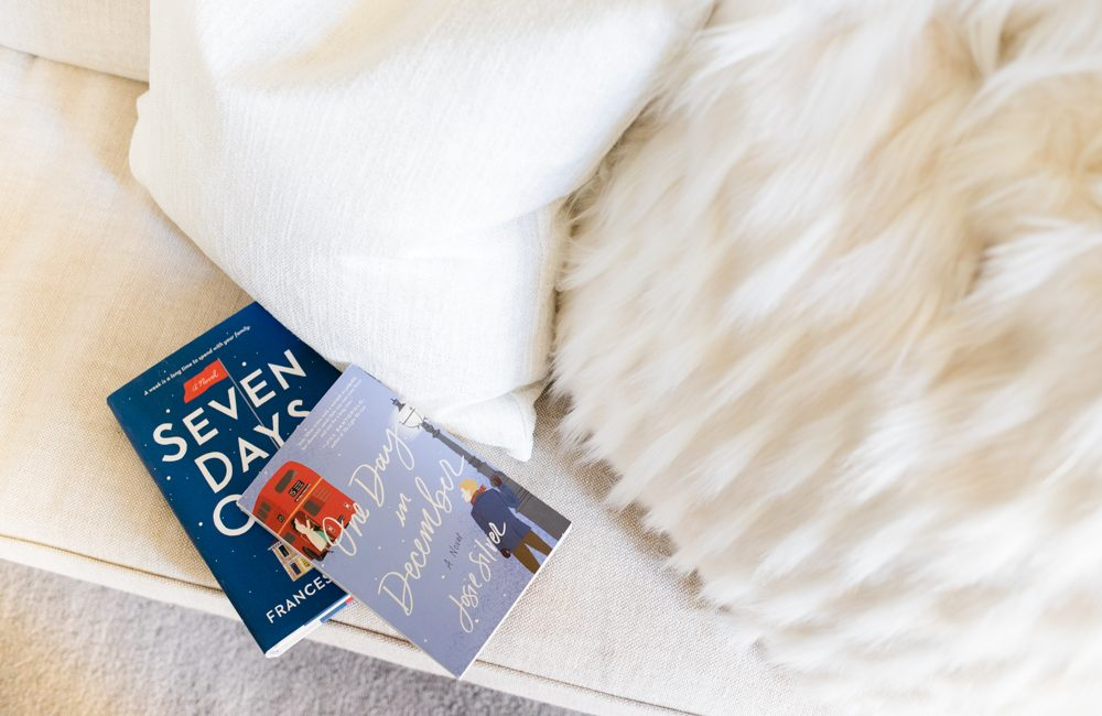 Claire's Current Reads | Holiday 2018 |